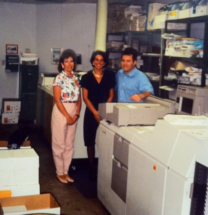 The Dawn of Digital Printing in Dallas