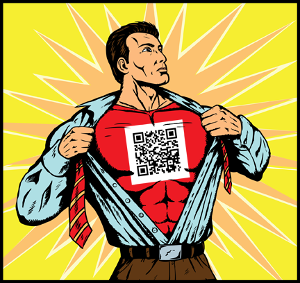 Are QR Codes Here to Save Print?